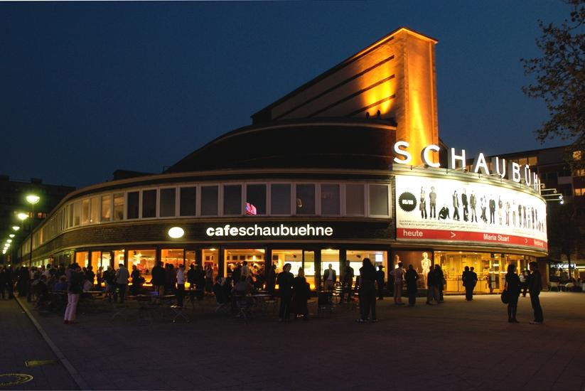 Haus_Café Schaubühne