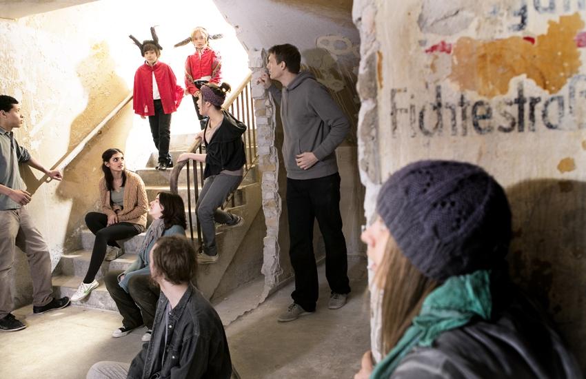 Theaterpädagogik Jugendtheatergruppe ZWIEFACHE