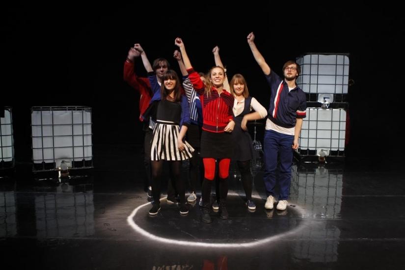 Theaterpädagogik Jugendtheatergruppe Polyrealisten