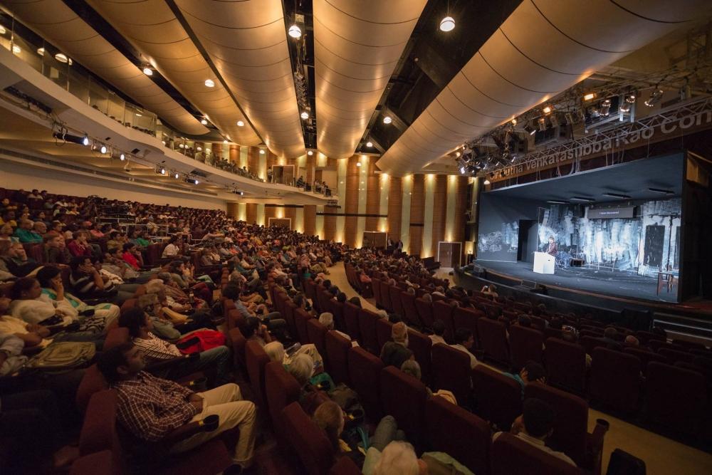 Theater in Chennai © Goethe Institut Chennai