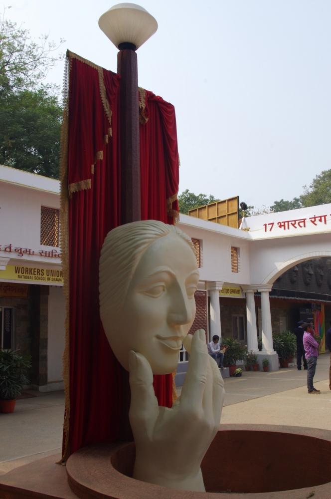 National School of Drama Delhi © Jens Schmidt