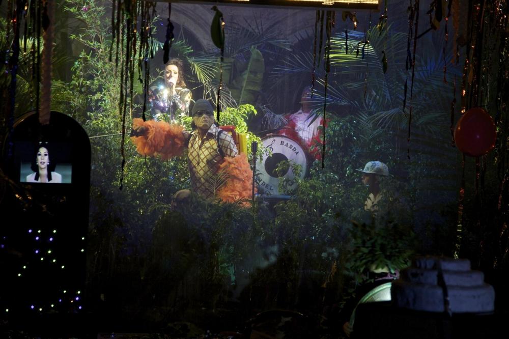LOS INCONTADOS – Anatomía de la violencia en Colombia: un tríptico