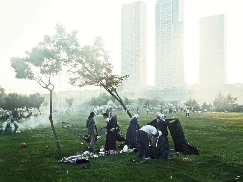 Fotoausstellung »Transit«