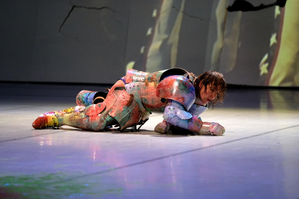 Evel Knievel contra Macbeth na terra do finado Humberto