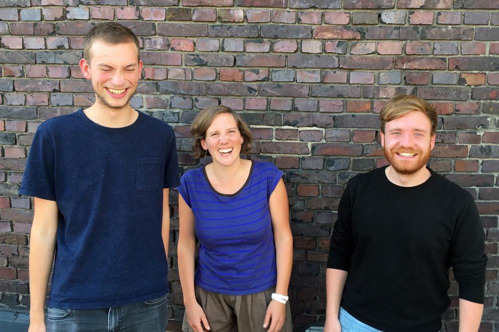 Georg Dirlack, Wiebke Nonne, Philipp Rost