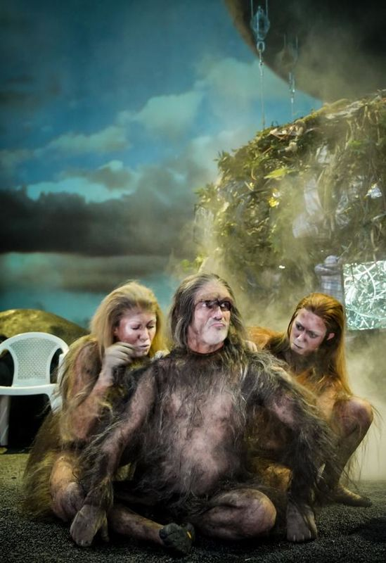 Die Affen