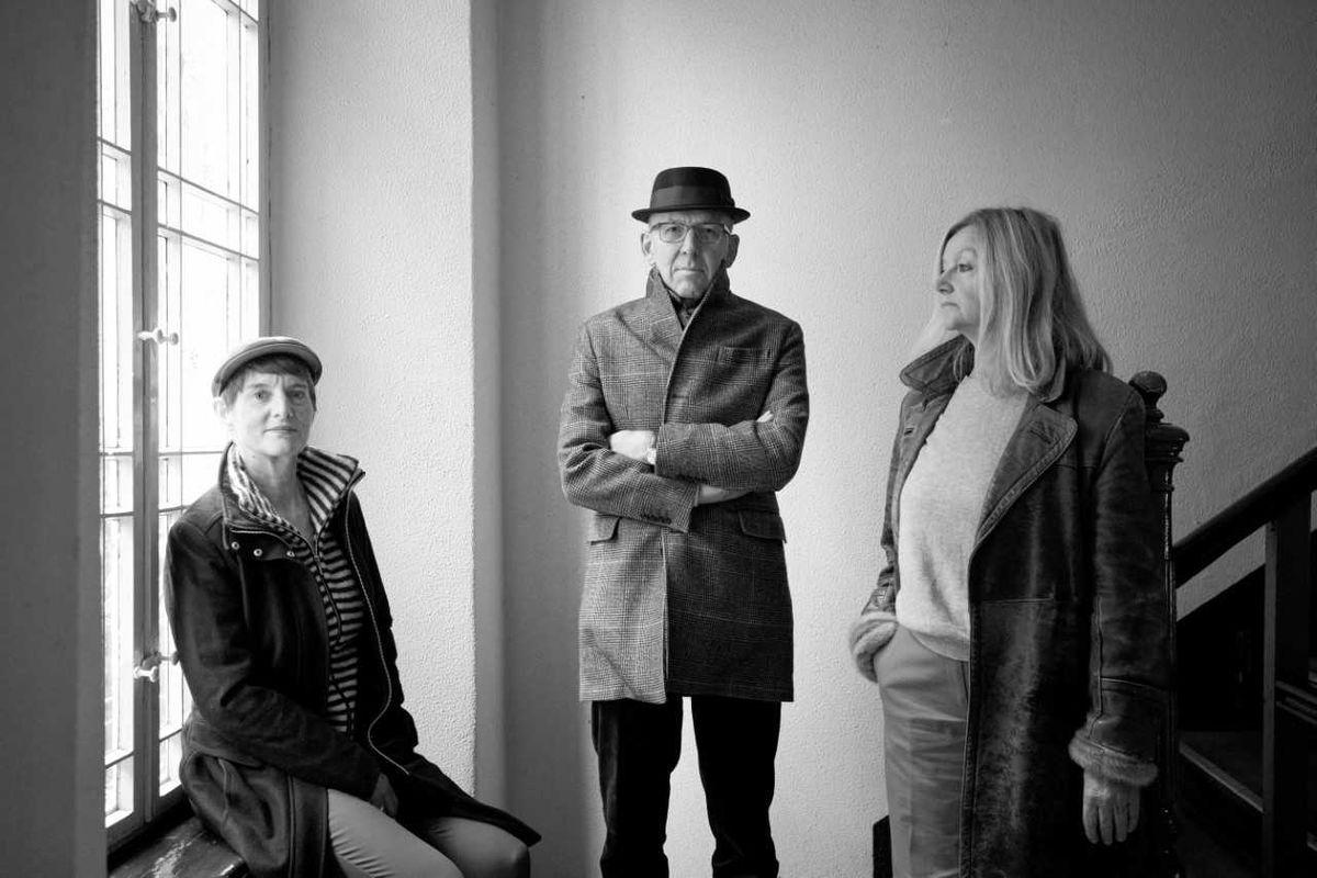 Bettina Munk, Heinz Bude und Karin Wieland