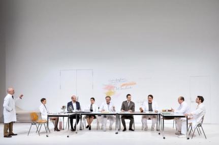 Robert Beyer, Veronika Bachfischer, Lukas Turtur, Eva Meckbach, Thomas Bading, Jörg Hartmann, Sebastian Schwarz, David Ruland, Konrad Singer
