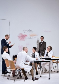 Lukas Turtur, Veronika Bachfischer, Robert Beyer, Eva Meckbach, Jörg Hartmann, Thomas Bading