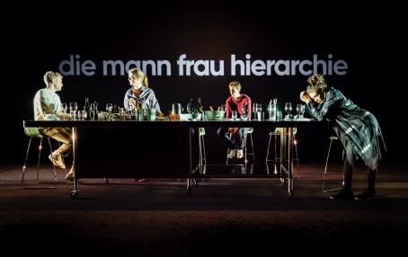 Laurenz Laufenberg, Alina Stiegler, Moritz Gottwald, Isabelle Redfern